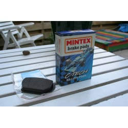 Mintex brake pads MLB40 C-tech 1144