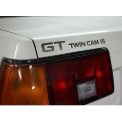 AE86 Sticker - GT Twin Cam 16 AE86 rear decal