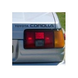 AE86 Sticker - Toyota Corolla AE86 rear decal