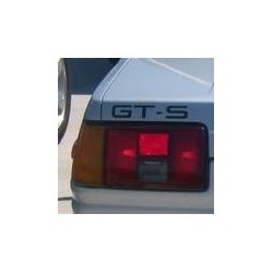 Sticker GT-S rear